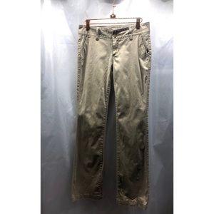 ⭐️ 6 Longs Khaki Work Pant Straight Leg 2 button